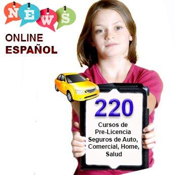 Disfruta de Curso de Seguros 220 ONLINE ESPAÑOL